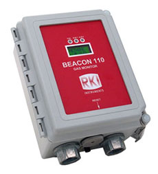 RKI Beacon 110 Single Channel Wall Mount Controller